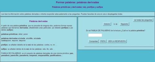 http://www.salonhogar.net/Practica_espanol/formarpalabras/derivadasjqz.html