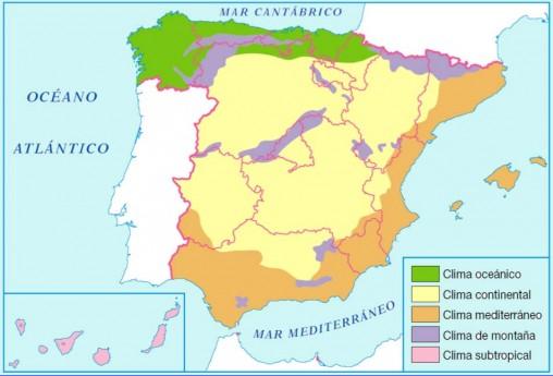 Blog de aula 02 12 15 for Clima mediterraneo de interior