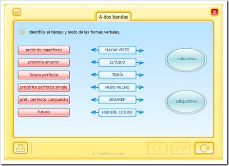 EL VERBO: FORMAS SIMPLES Y COMPUESTAS. EL VERBO HABER   JUGANDO Y ...