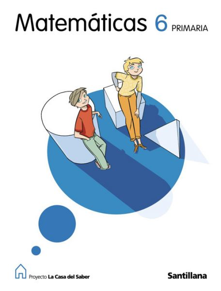 Libro digital: Matemáticas 6º